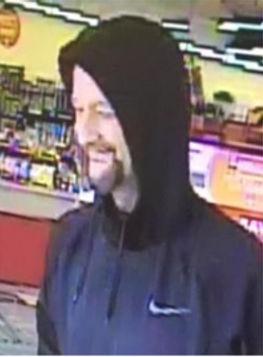 5-Time Armed Robber Footage MUG