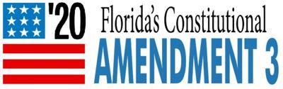 Florida Amendment 3 graphic