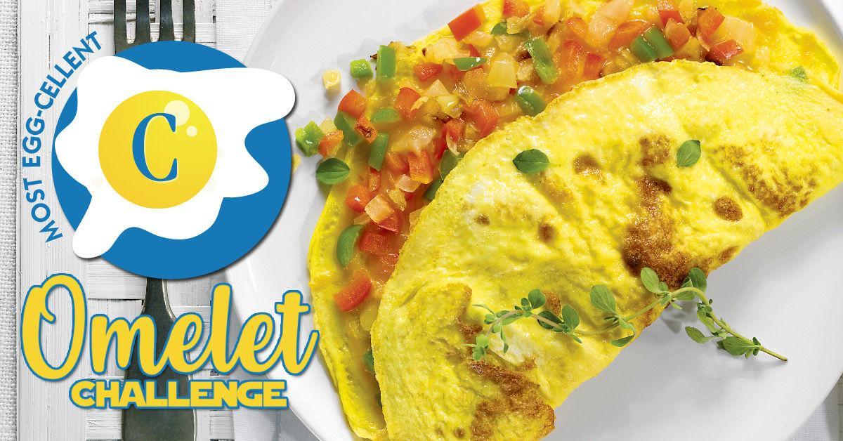 Omelet Challenge
