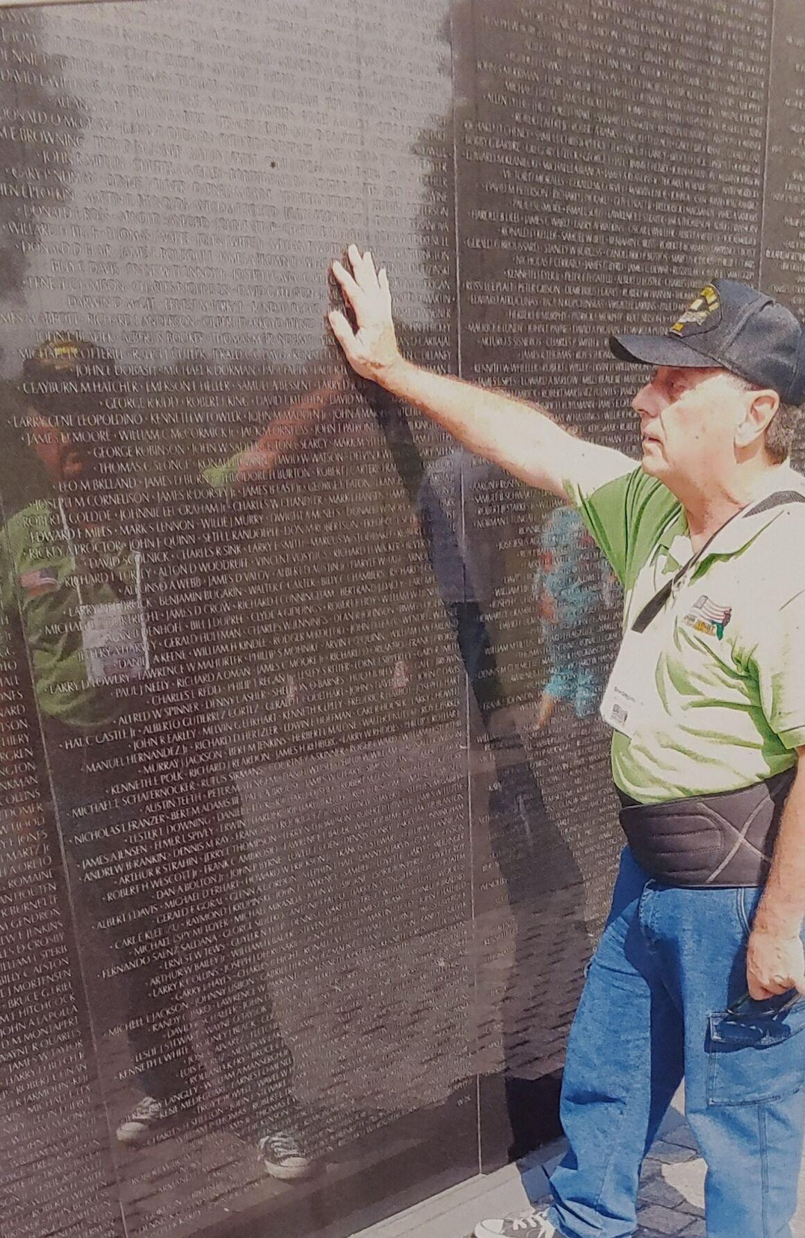 Vietnam veterans describe coming home from war