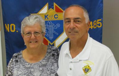 Mike and Laura Bonadonna are named Family of the Month