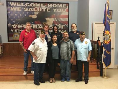 VFW Post 8189 announces 2019-2020 Voice of Democracy Scholarship recipient