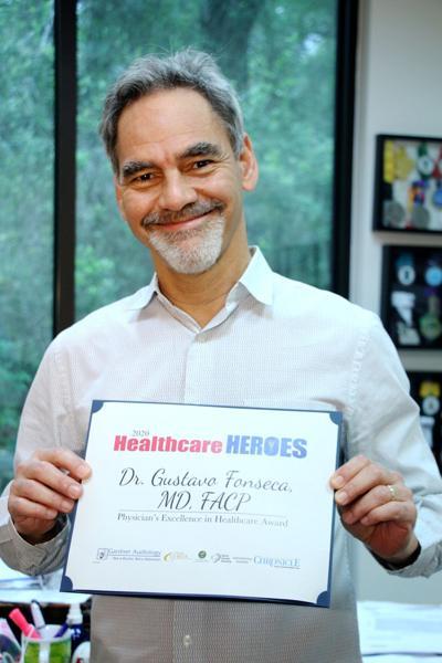Gustavo Fonseca, MD