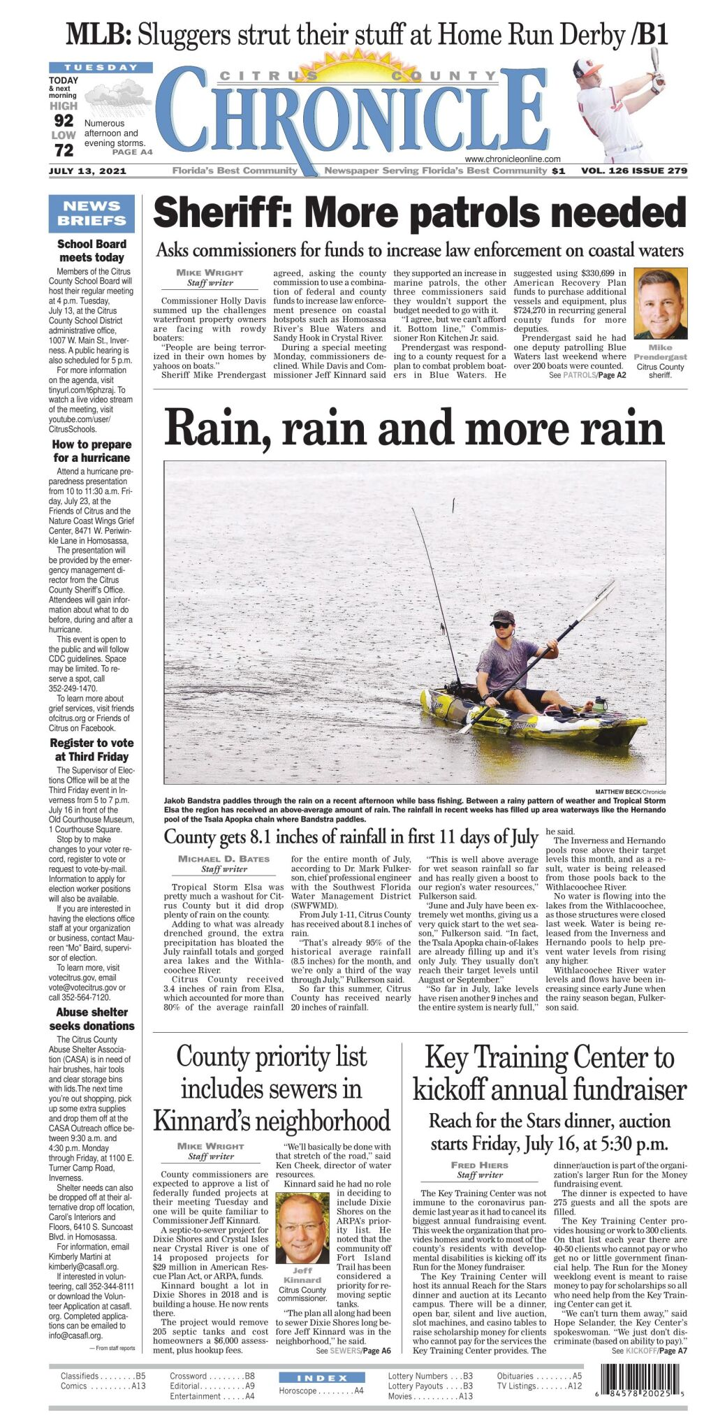 Citrus County Chronicle e-edition July 13, 2021