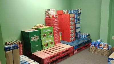 Blessings pantry in Lecanto