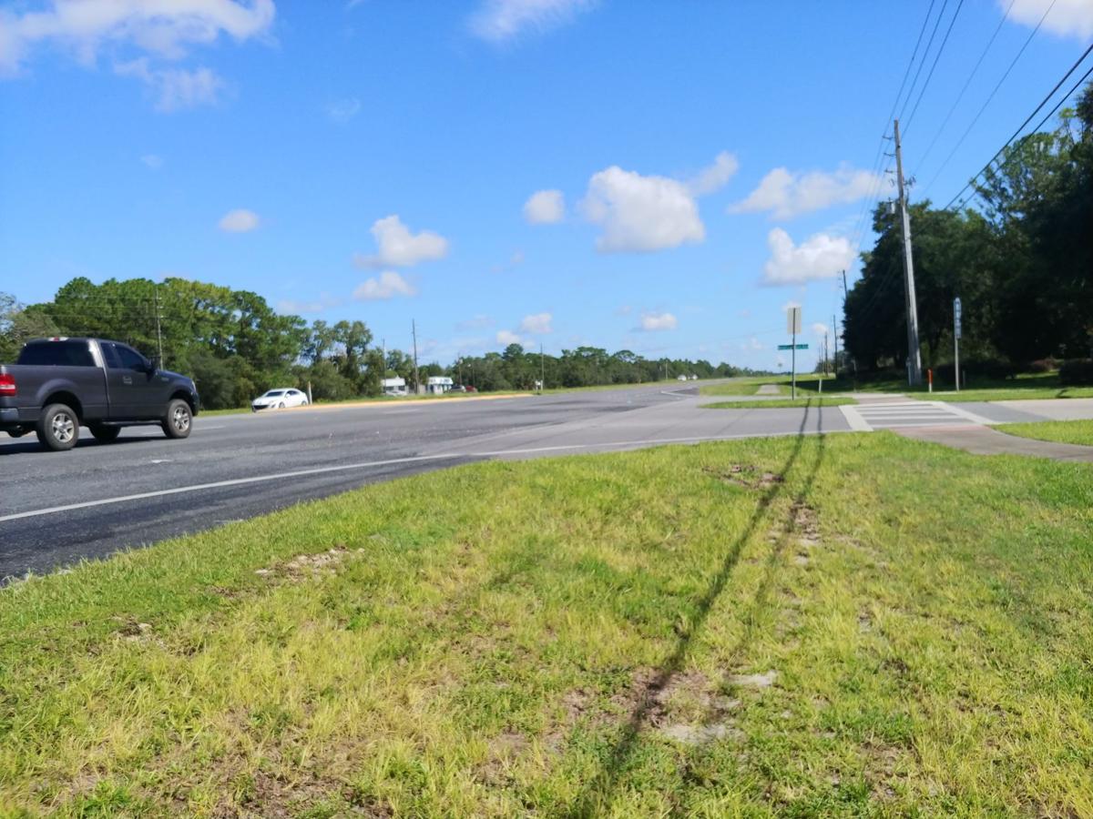 Prendergast accident site