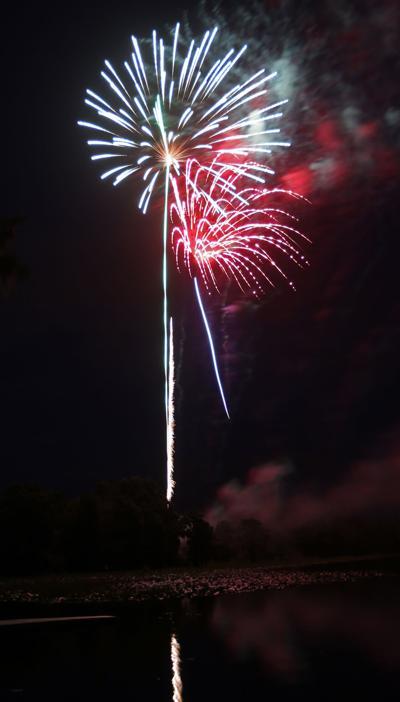 Inverness Fireworks