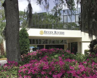 Seven Rivers hospital exterior