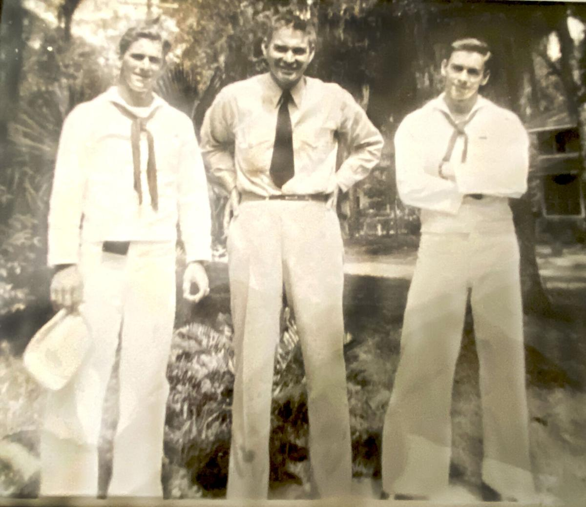 Bill Smith and brothers