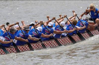 Lake Hernando Dragon Boat Festival