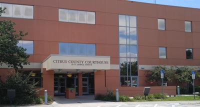 Citrus County Courthouse Exterior