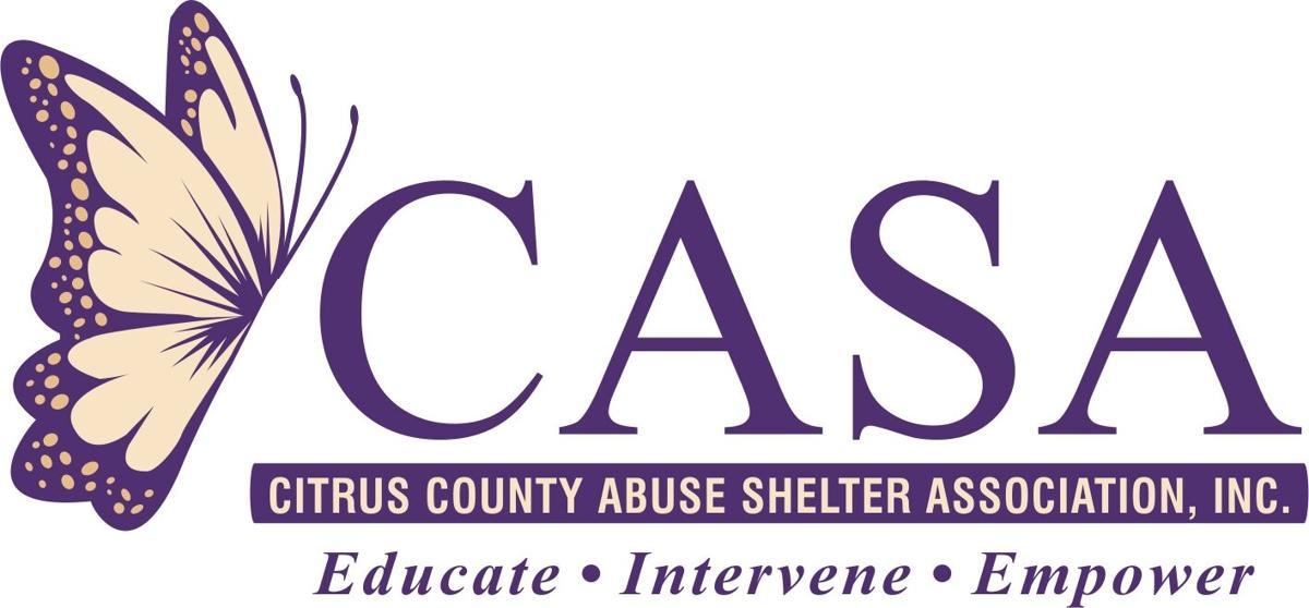 2020 Citrus Abuse Shelter Association (CASA) logo