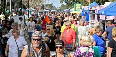 Crowds descend on Stone Crab Jam