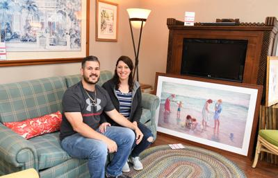 Comings Goings New Store Features Resort Furniture Business