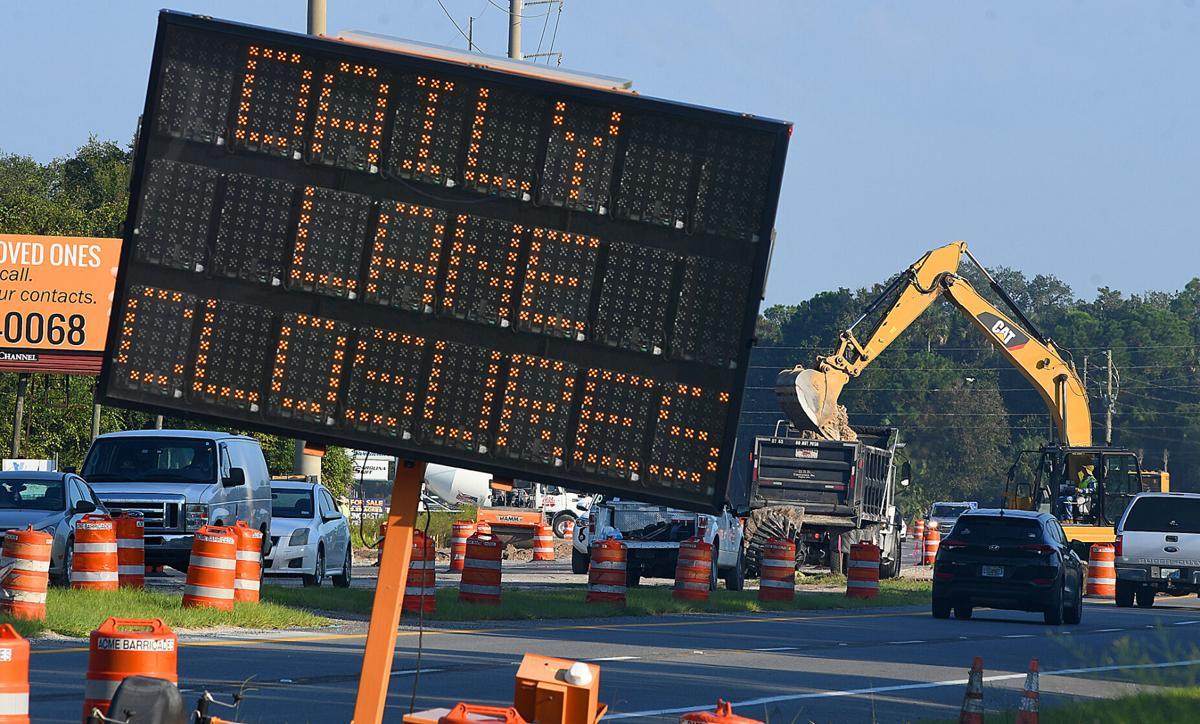 Homosassa traffic woes secondary