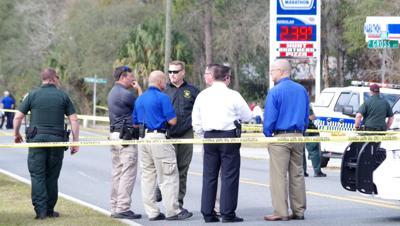 Cardinal Street Deputy Involved Shooting Scene 1