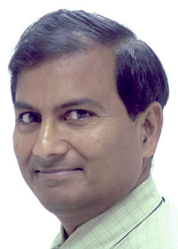 Dr. Sunil Gandhi mug