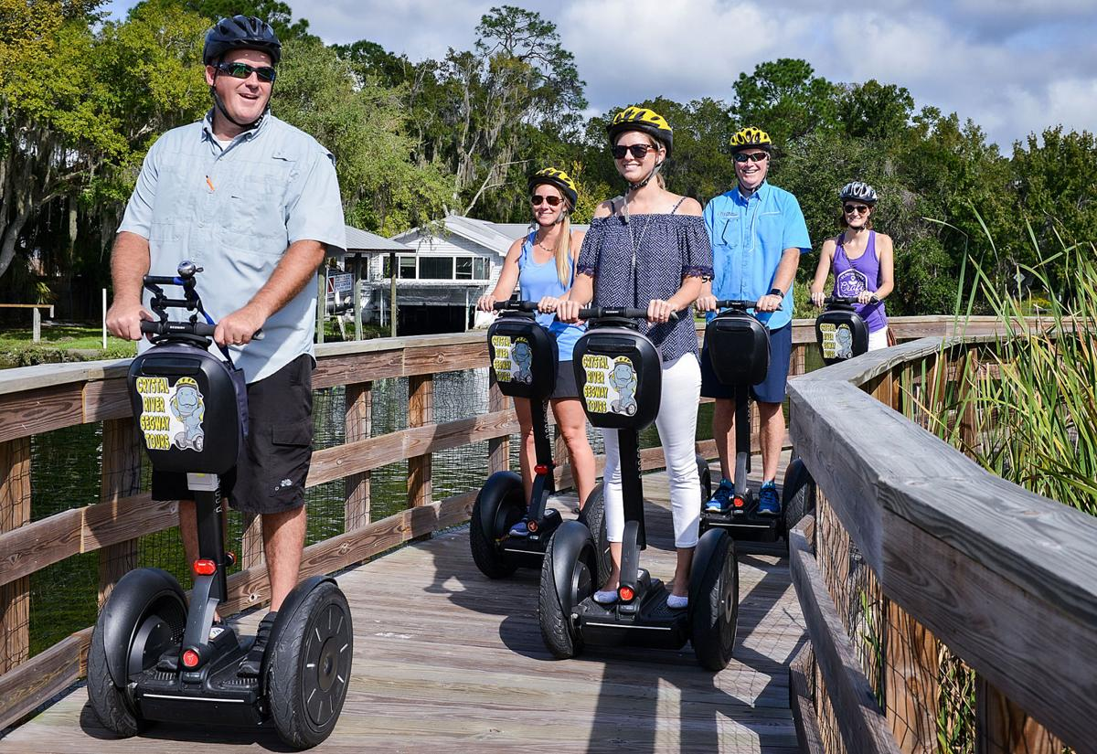 Segway tours for Business 1103