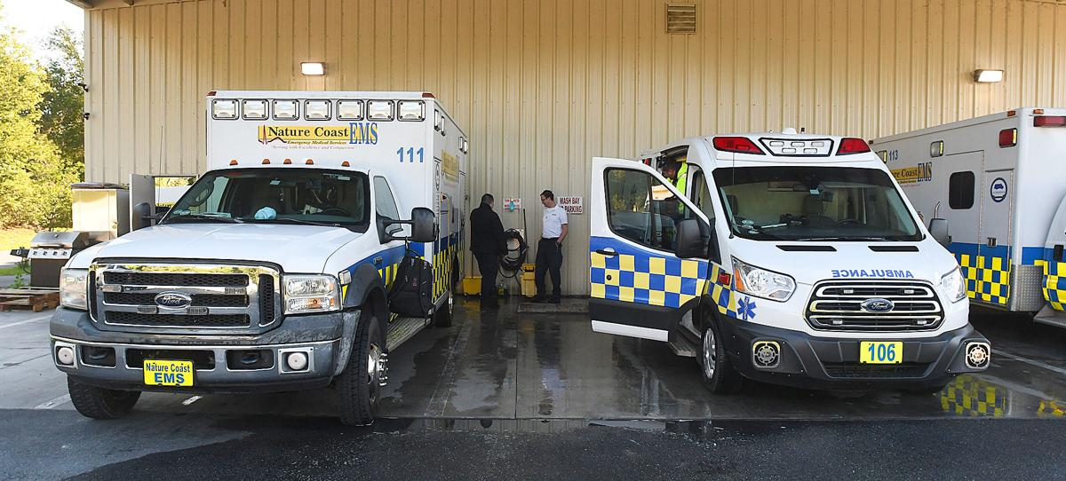 Nature Coast EMS Risks Bankruptcy Following Transfer of Services to County |  Local News