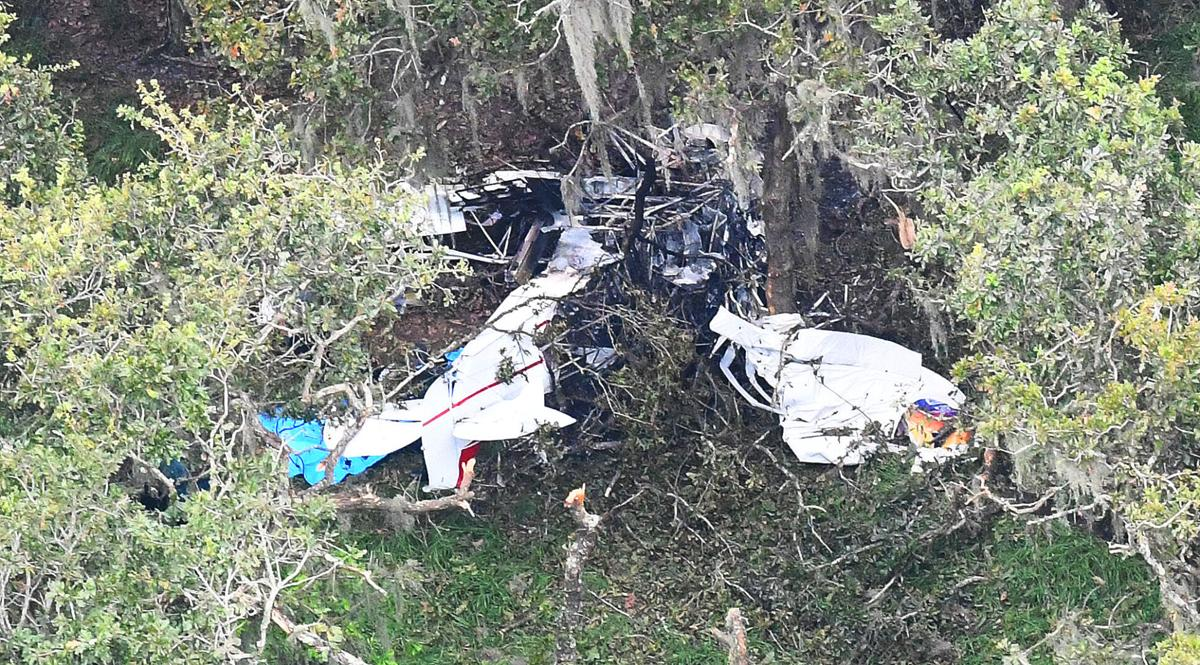 Pilot Killed When Plane Crashes While Crop Dusting Local News Chronicleonline Com