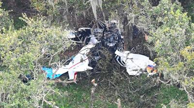 Airplane crash dominant