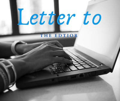Letter to the editor logo 2021
