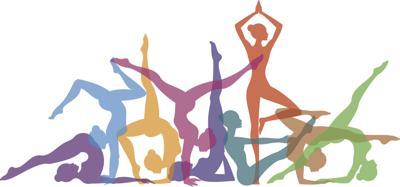 Wellness classes yoga girls