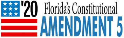 Florida Amendment 5 graphic