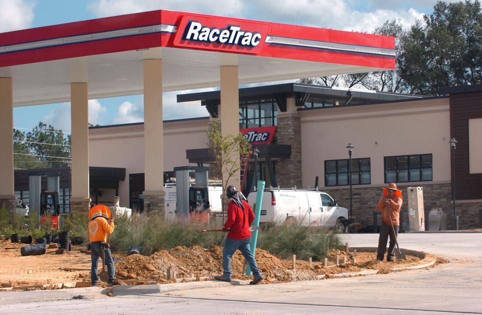 New RaceTrac close to opening | Local News | chronicleonline com