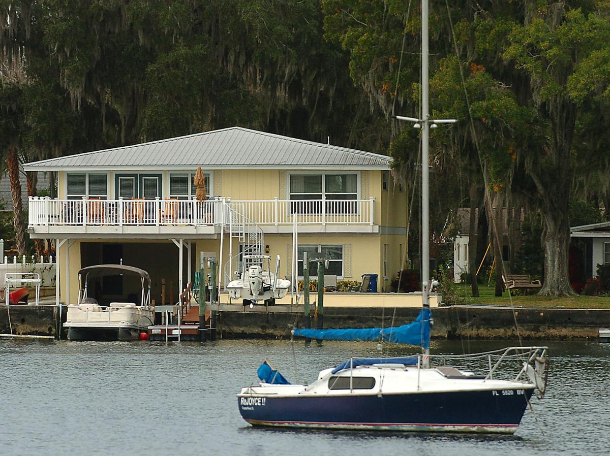 Waterfront homes are big business in Citrus