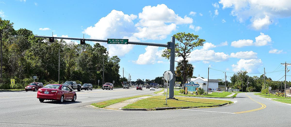 Crystal Street Intersection