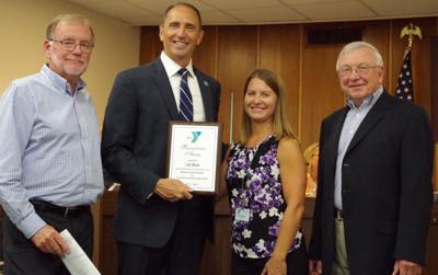 YMCA/Joe Meek Award