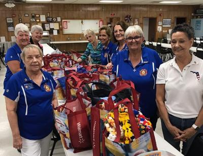 VFW brings gifts to veteran cancer patients