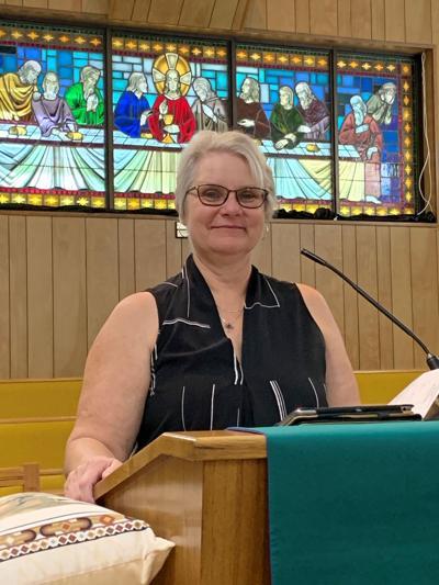 Joyce Dunne of FCUMC