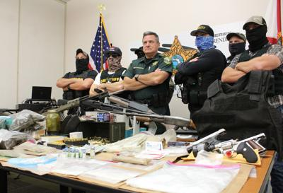 CCSO drug bust a