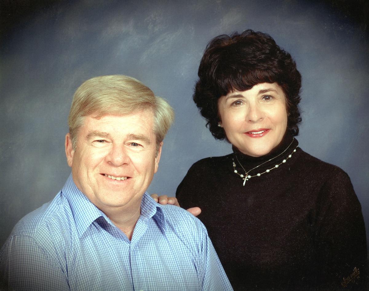 Chris and Bernadette Wyckoff