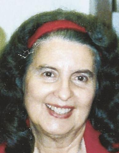 Ruth Levins - Around the Community - col sig