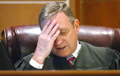No relief for county judge