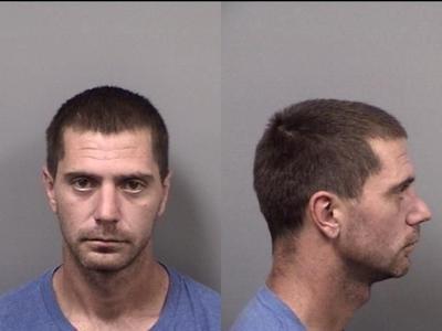 Jonathan Webb arrested Dec. 7 for misdemeanor failure to appear.