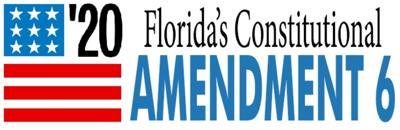 Florida Amendment 6 graphic
