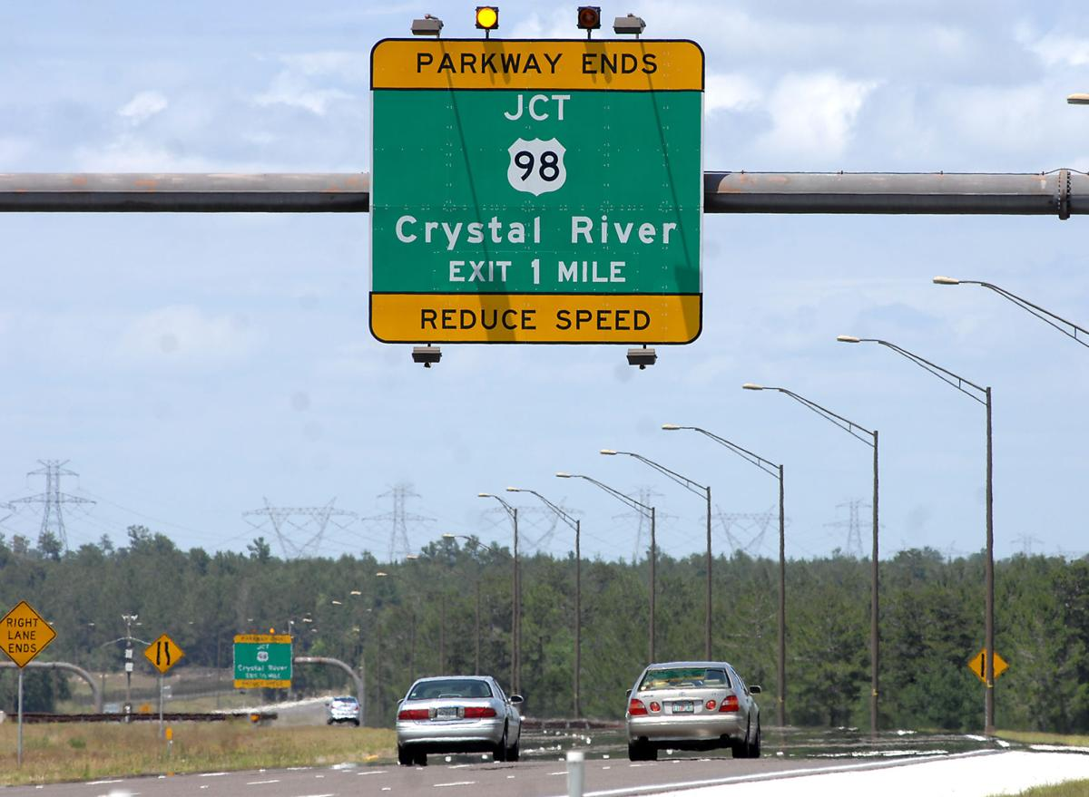 Suncoast Parkway extension could be revived