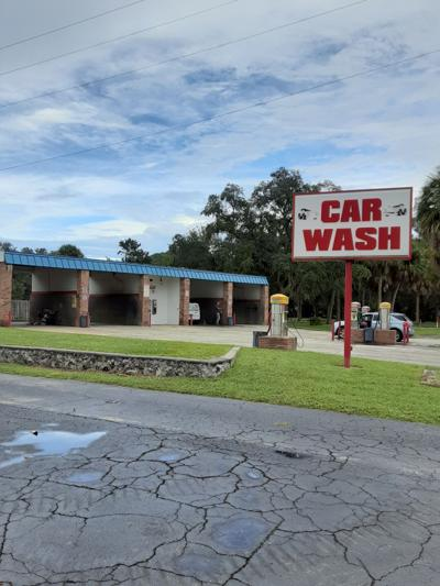 Car wash Homosassa to be torn down