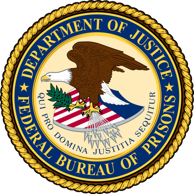 Federal Bureau of Prisons logo