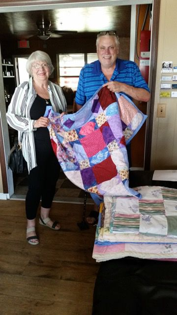 Peacemakers quilts 1