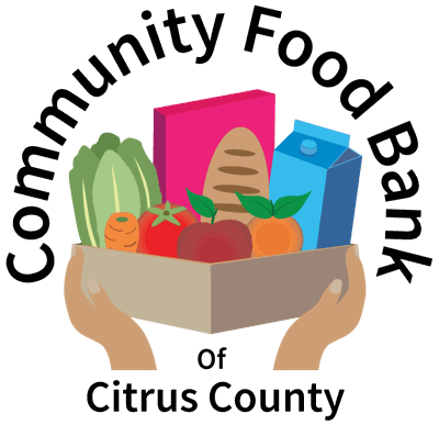 Community Food Bank of Citrus County Logo
