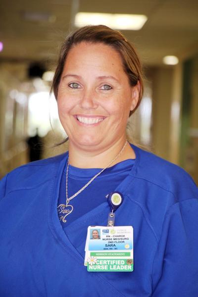 Sara Vessel, BSN, RN – BC
