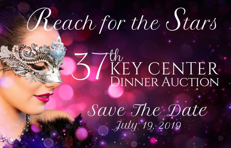 Key Training Center's Reach for the Stars Save the Date