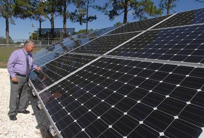 Two Citrus schools get solar power
