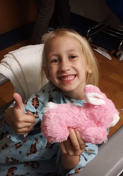 Emmarie Wells rare cancer