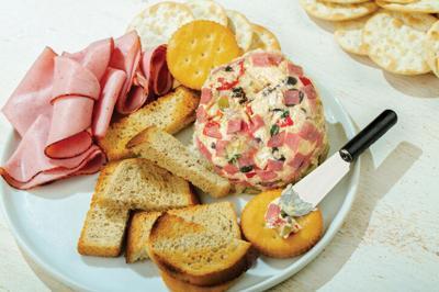 Cheeseball for FOOD 1119